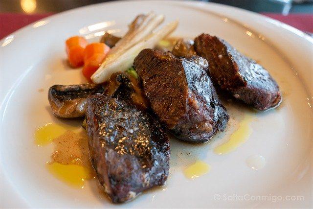 Donde Comer en la Provincia de Barcelona Sambucus Ternera