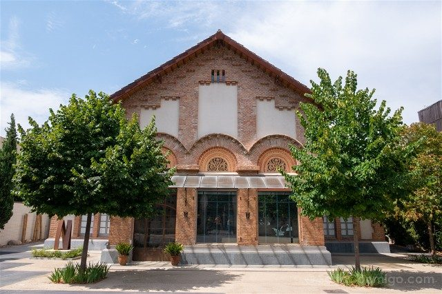 Modernismo Provincia Barcelona Cerdanyola Can Domenech Exterior