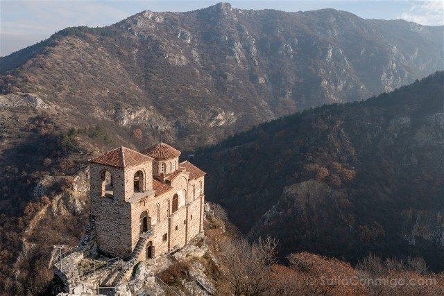 Que Ver en Bulgaria Fortaleza Asen