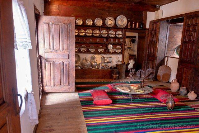 Que Ver en Bulgaria Koprivshtitsa Casa Museo Interior