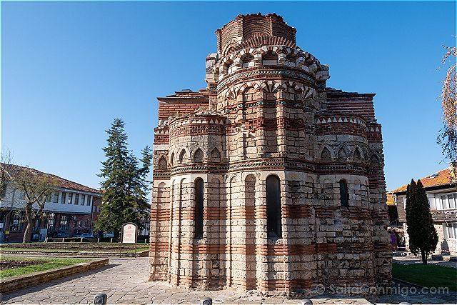 Que Ver en Bulgaria Nesebar Iglesia Cristo Pantocrator