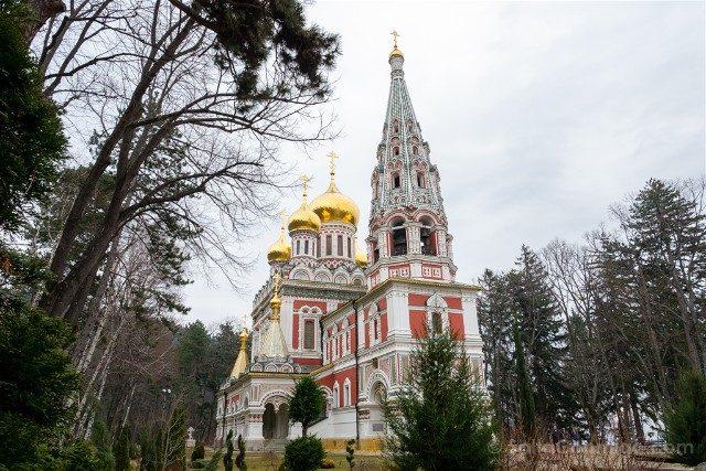 Que Ver en Bulgaria Shipka Iglesia Natividad