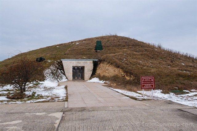Que Ver en Bulgaria Sveshtari Tumba Tracia Exterior