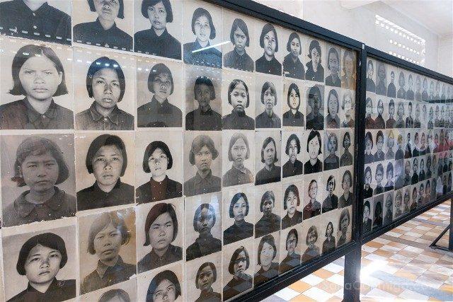 Que Ver en Nom Pen Museo Tuol Sleng S21 Fotos Internas