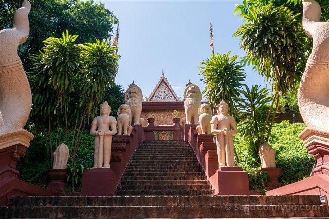 Que Ver en Nom Pen Wat Phnom