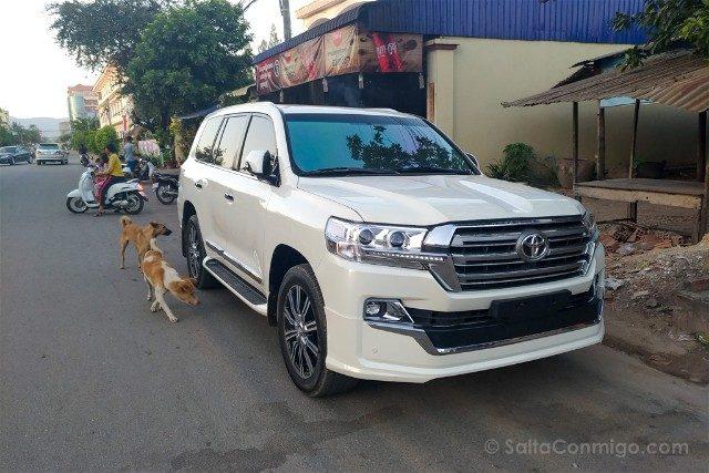 Sorpresas Camboya Coche Fantaasma