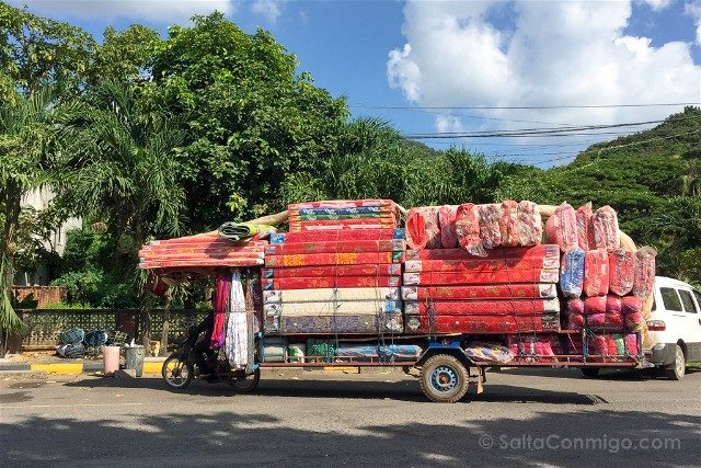 Sorpresas Camboya Moto Camion