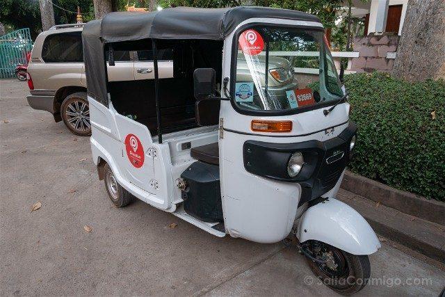 Sorpresas Camboya Tuktuk PassApp