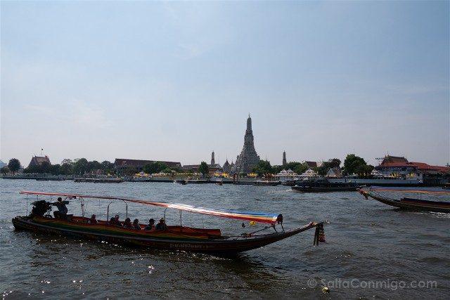 Consejos Bangkok Chao Phraya Express Boat