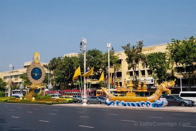 Consejos Bangkok Decoracion Desfile Real