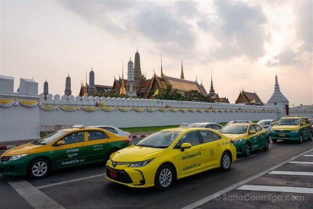 Consejos Bangkok Taxis