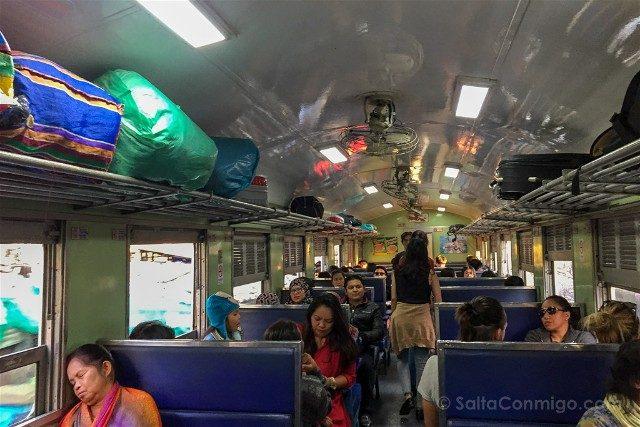Consejos Bangkok Tren Regional