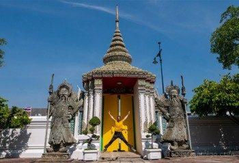 Consejos Bangkok Wat Pho Salto