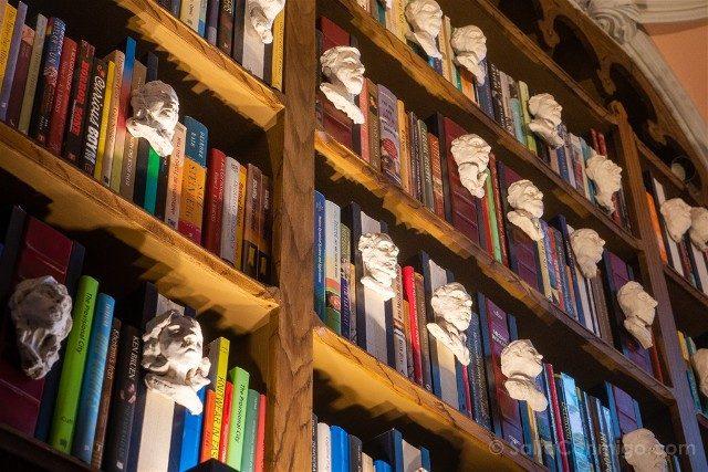 Libreria Lello Oporto Rostros