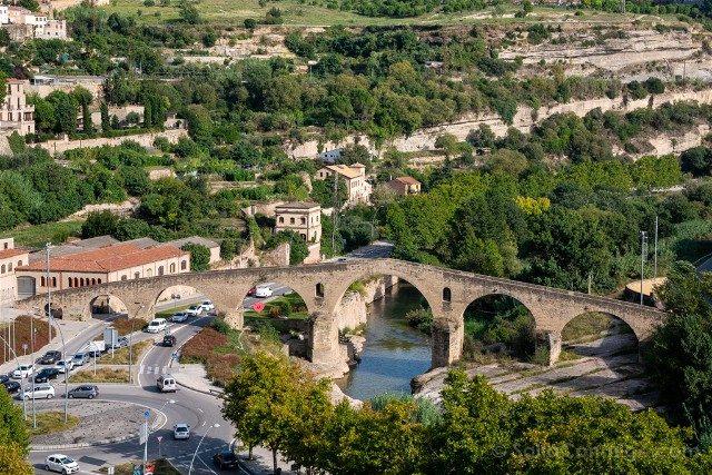 Manresa Medieval Pont Vell