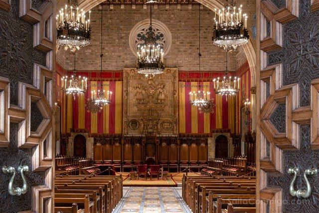 Que Hacer Que Ver en Barcelona Ayuntamiento