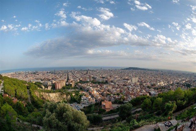 Que Hacer Que Ver en Barcelona Bunkers Carmel