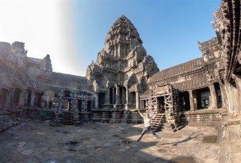 Angkor Wat Salto Arriba