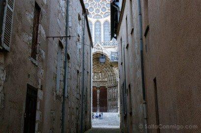 Catedral de Chartres Rue Petite Cordonnerie