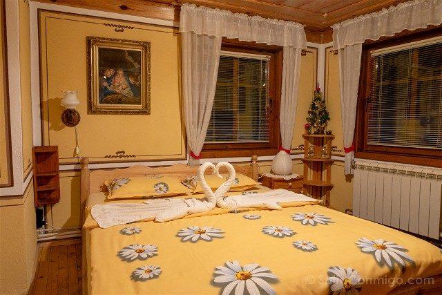 Dormir en Koprivshtitsa Guesthouse Bashtina Striaha Habitacion