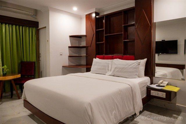 Dormir en Siem Reap Coconut VK Villa Habitacion