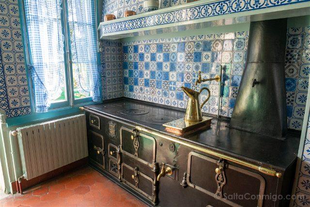 Giverny Casa Cocina Azul