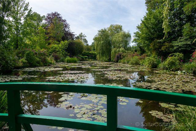 Giverny Jardin Japones Desde Puente
