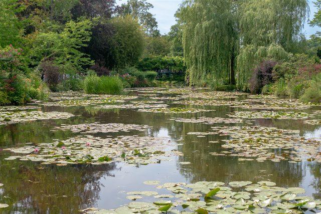 Giverny Jardin Japones Puente
