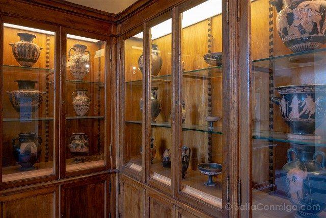 Museos Capitolinos Roma Sala Castellani