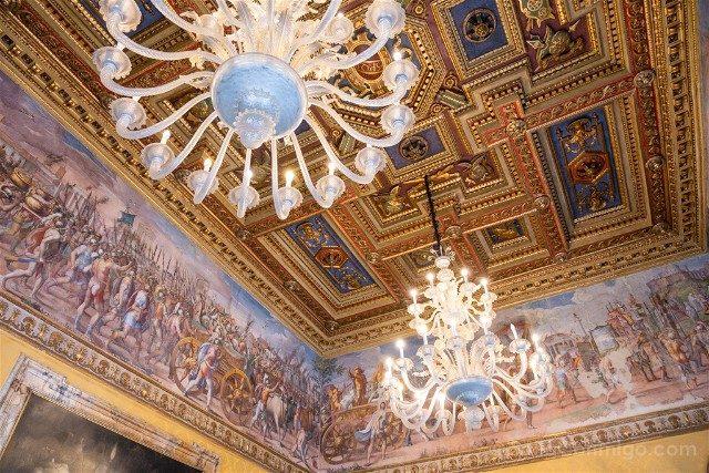 Museos Capitolinos Roma Sala Triunfos
