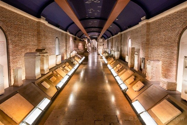 Museos Capitolinos Roma Tabularium