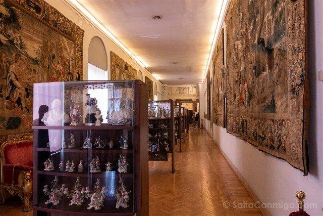 Museos Capitolinos Roma Tapices Ceramica