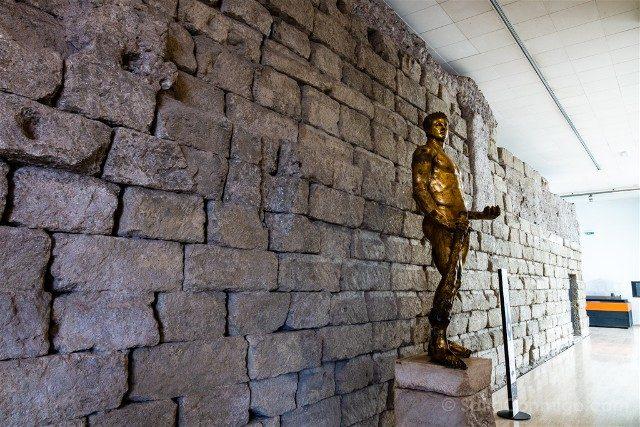 Museos Capitolinos Roma Templo Cimientos