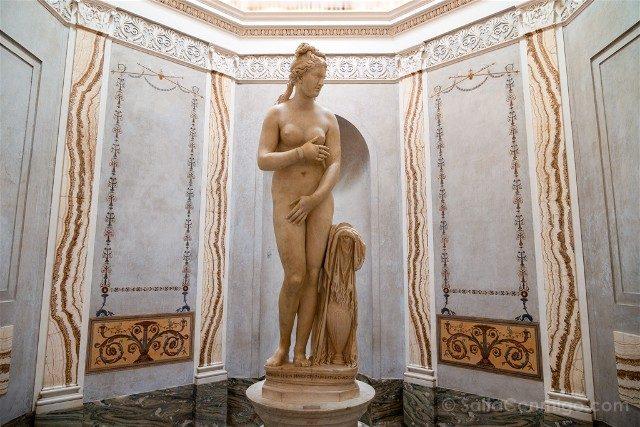 Museos Capitolinos Roma Venus Capitolina