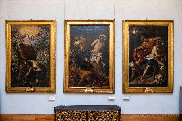 Museos Capitolinos Tintoretto