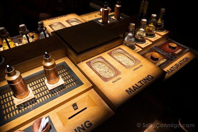 Museos de Dublin Jameson Distillery Ingredientes