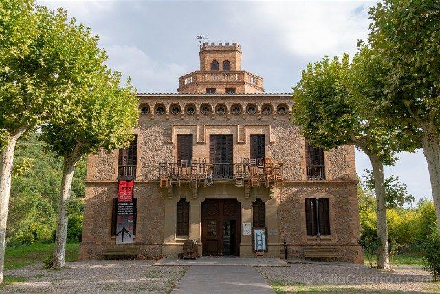Pueblos de Barcelo Colonia Textil Viladomiu Nou