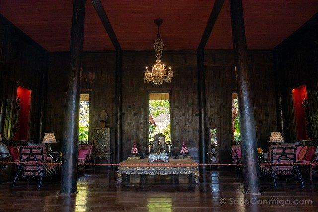 Que Ver En Bangkok Casa Museo Jim Thompson
