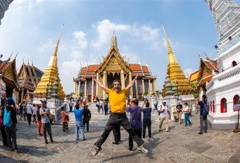 Que Ver En Bangkok Gran Palacio Salto