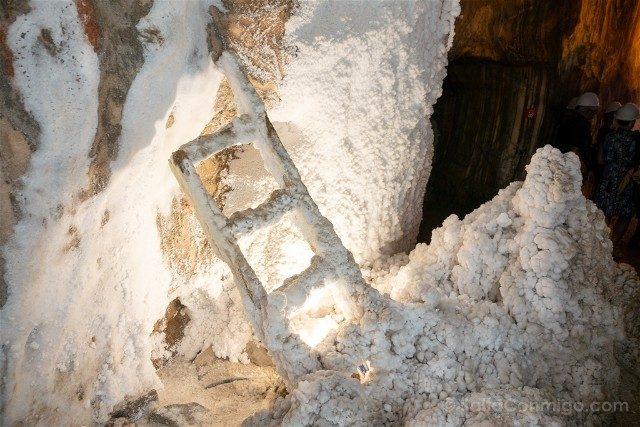 Que Ver En Cardona Montana Sal Escalera