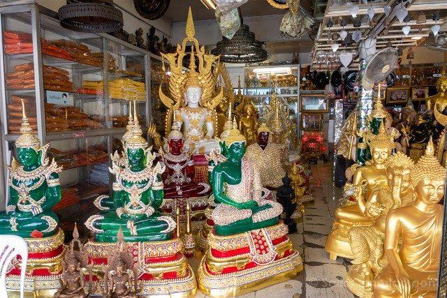 Que Ver en Bangkok Bamrung Mueang