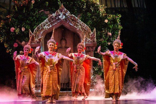 Que Ver en Bangkok Espectaculo Danza