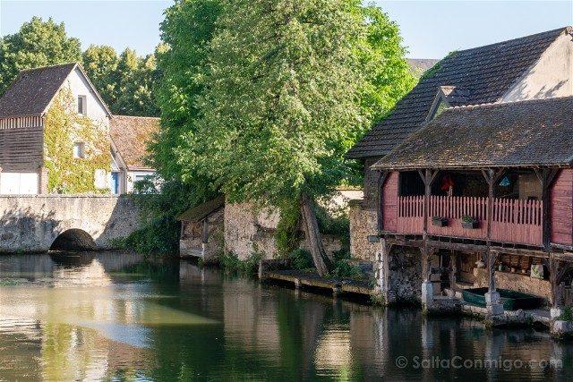 Que Ver en Chartres Ciudad Baja Lavadero
