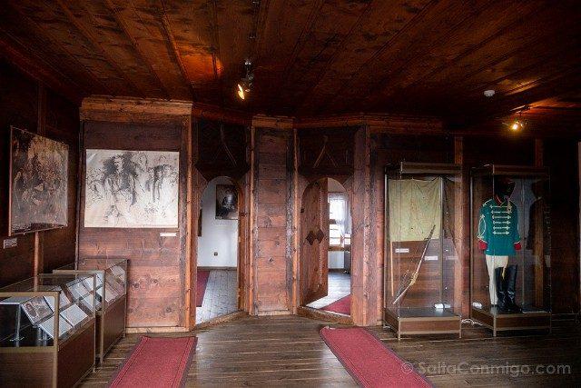 Que Ver en Koprivshtitsa Casa Benkovski Sala