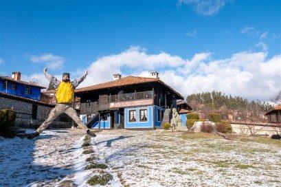 Que Ver en Koprivshtitsa Casa Debelianov Salto