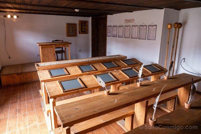 Que Ver en Koprivshtitsa Casa Dorosiev Escuela