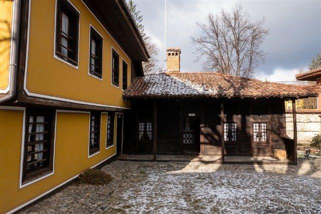 Que Ver en Koprivshtitsa Casa Karavelov Fachada