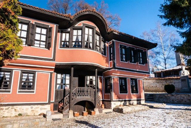 Que Ver en Koprivshtitsa Casa Todor Kableshkov Fachada