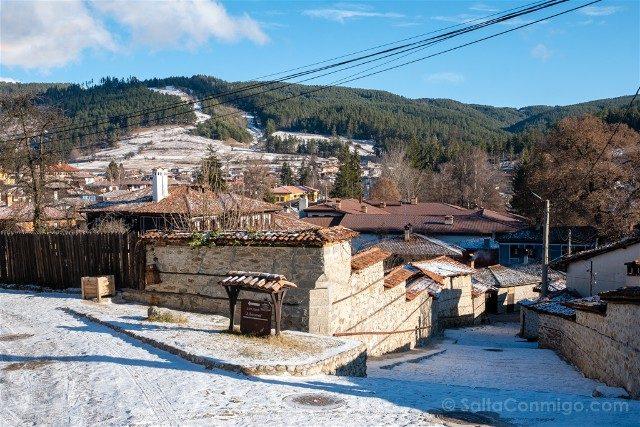 Que Ver en Koprivshtitsa Casas Montes
