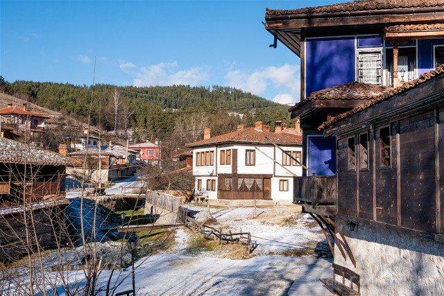 Que Ver en Koprivshtitsa Casas Tipicas